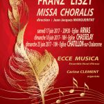 Concerts annuels ECCE MUSICA Juin 2017